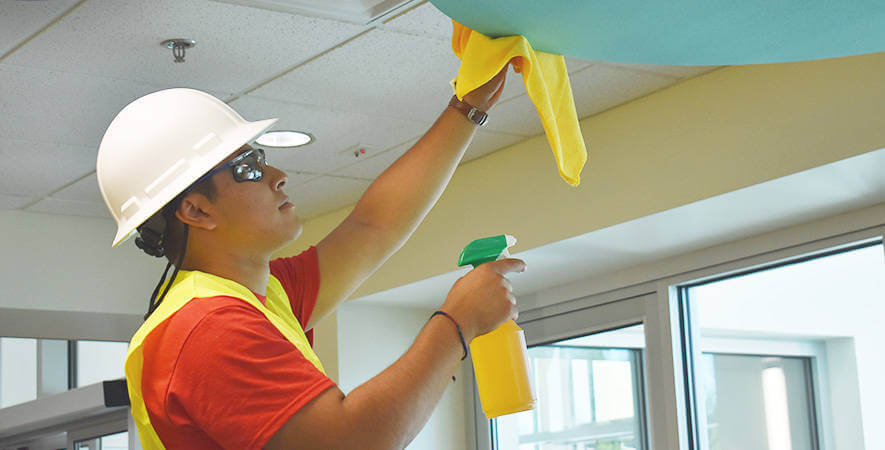 Read more on Professional Construction Cleaning
