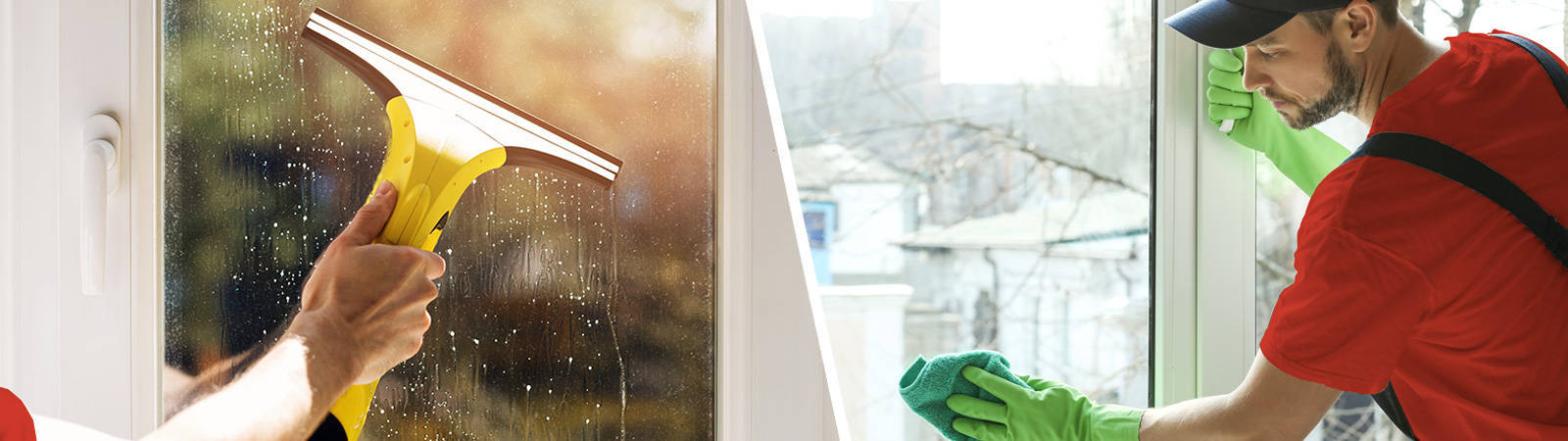 Expert window cleaning for your home